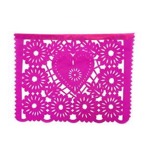 Papel Picado Template For by Mexican Papel Picado Banners In The Uk