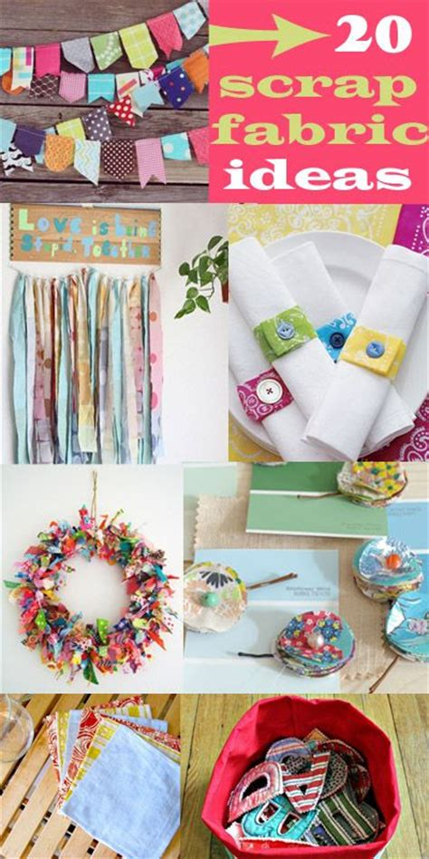 small craft projects with fabric 86 best scrap fabric projects images on