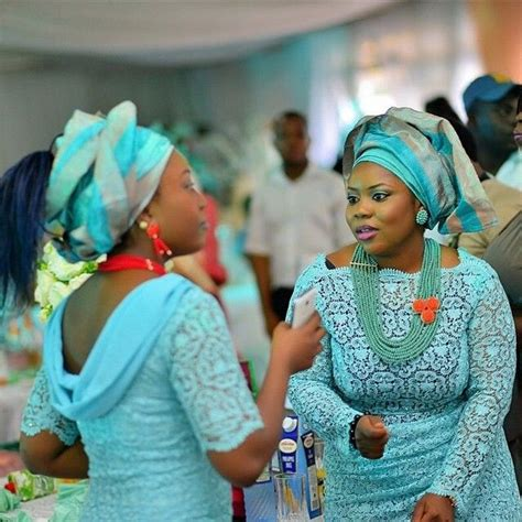 aso ebi styles iro and buba fabulously gorgeous aso ebi styles turquoise blue iro and