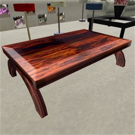 Coffee Table Cherry Wood Second Marketplace Cherry Wood Coffee Table