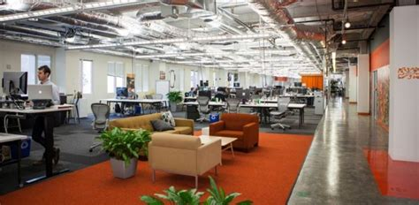 facebook office interior 5 creative modern office designs that make work fun