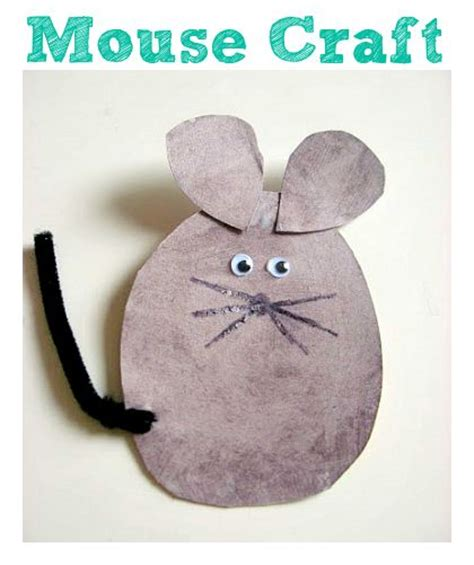 mouse craft mouse craft for a well small groups and for