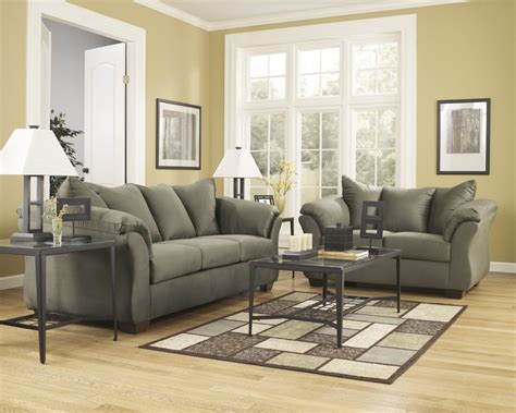 Living Room Furniture Groups Darcy Sofa Loveseat 75003 35 38 Living Room Groups Fowhand Furniture