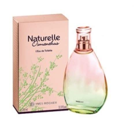 parfum naturelle osmanthus yves rocher parfum femme beaut 233 test