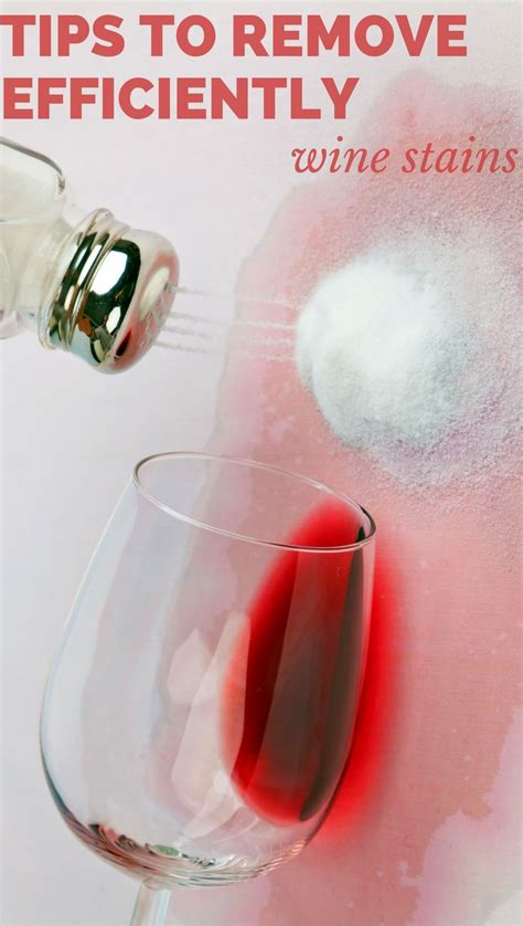 Remove Wine Stain From by 1000 Images About Cleaning Shoes Clothing On