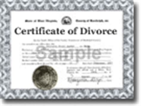 Va Divorce Records Virginia Va Divorce Records Certificates Vitalchek