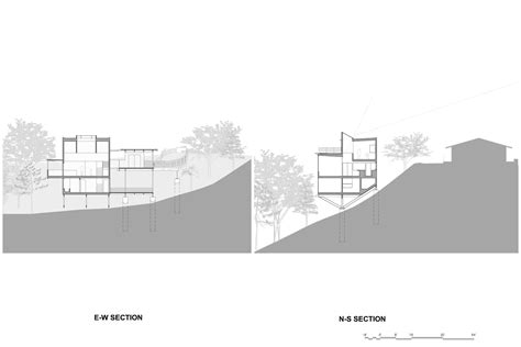 steep slope house plans building plans for steep slopes