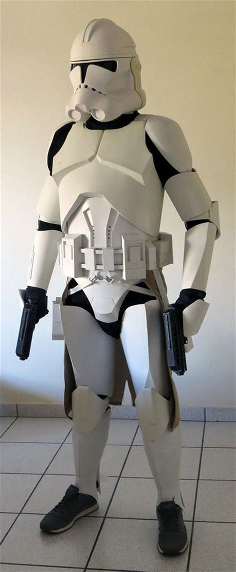 How To Make A Clone Trooper Helmet Out Of Paper - 1000 ideas about clone trooper on clone wars