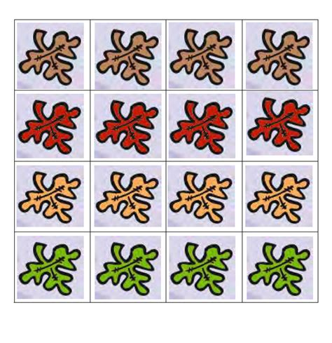printable leaves with numbers leaf with numbers for preschoolers clipart best