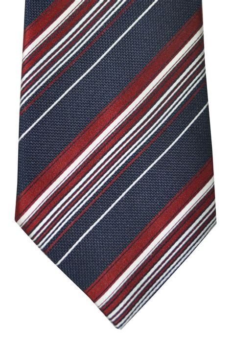 Middle Block Stripe Maroon 70 best zegna images on midnight blue silk