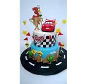 De Cars Ideas Cumple Cumplea&241os Tortas Bello