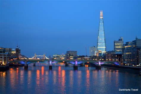 london thames dark twilight on the river thames dark heart travel