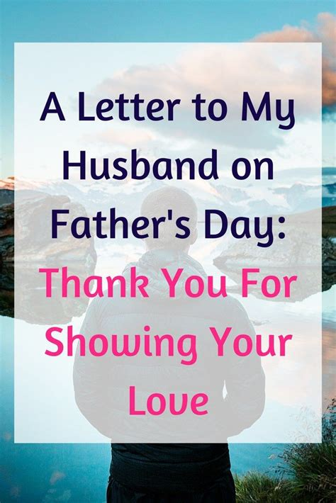 thankful letter to my husband a letter to my husband on s day thank you for