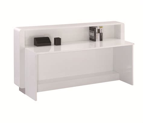 high reception desk modern restaurant reception desk furniture high