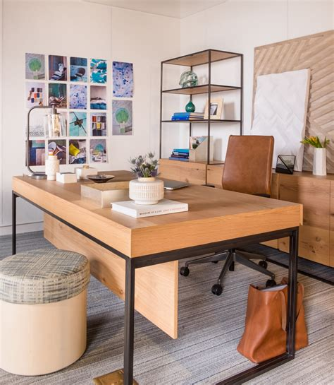 west elm office desk 5 tips for getting your office organized and keeping it
