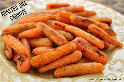 The Allergy Free Kitchen by When It Comes To Carrots Roasted Carrots Steamed Carrots