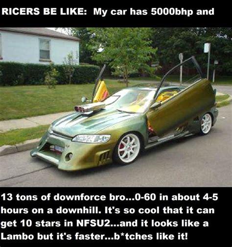 Ricer Memes - ricer car memes google search hilarious pinterest