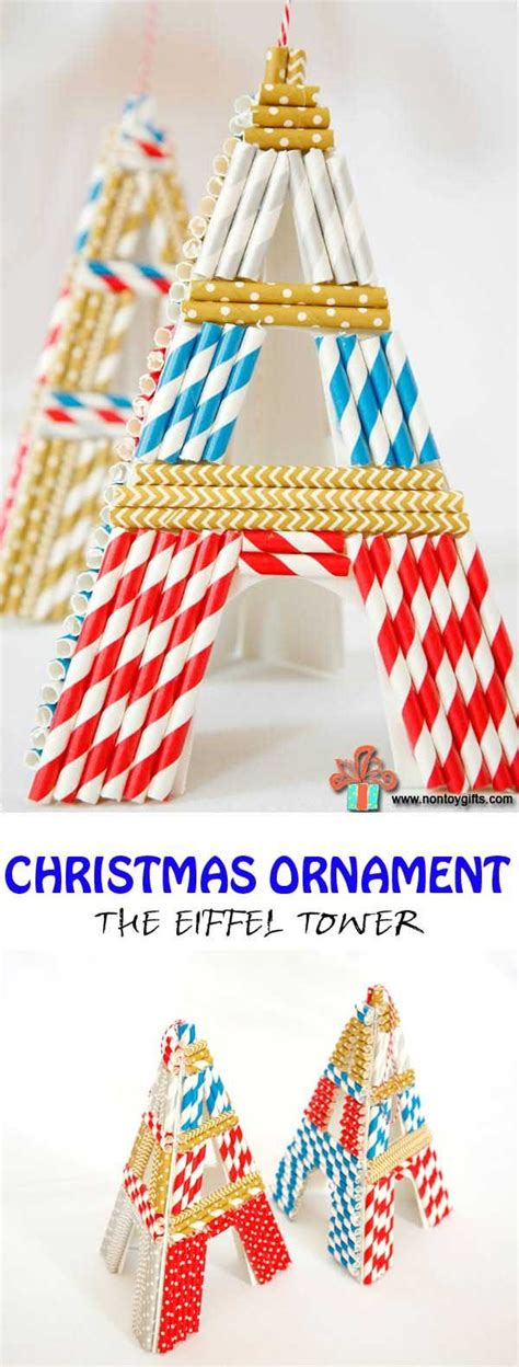 christmas crafts for kids from paris 25 best ideas about eiffel tower craft on crafts drawing and easy
