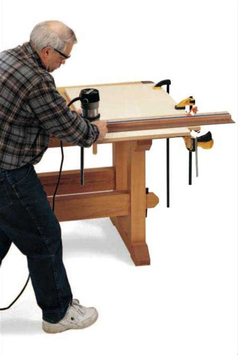 adjustable dado jig woodworking projects plans