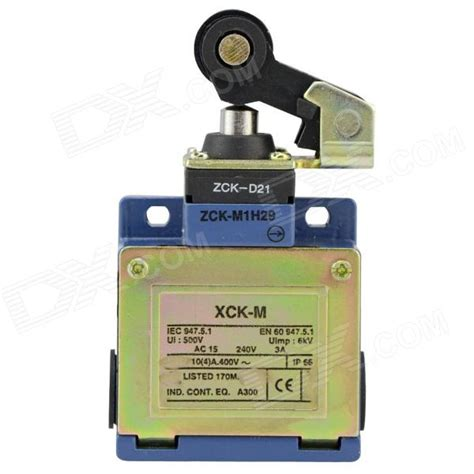 Limit Switch Xck M121 Xck M121 Waterproof Ac 240v 3a Limit Travel Switch