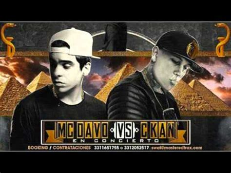 c kan y mc davo mc davo vs c kan 2016 191 quien gano youtube