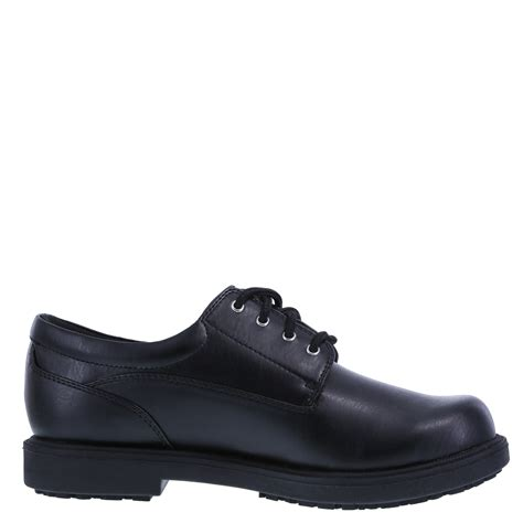 oxford shoes payless safetstep slip resistant s oxford shoe payless
