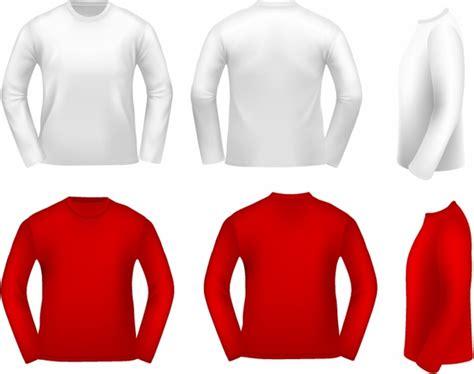 Kaos 3d Flag polo shirt vectors free vector 909 free vector
