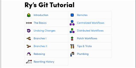 git tutorial 10 free resources to learn how to use git