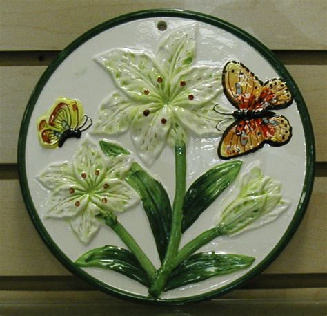 Butterfly Kitchen Decor by Butterfly Ceramic Canisters Napkin Holder Decor San Diego