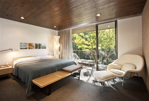 montecito mid century master bedroom midcentury bedroom santa barbara by allen construction