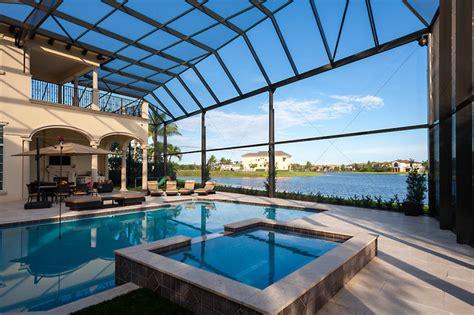 swimming pool enclosures residential residential pool enclosures contemporary pool miami