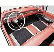 1959 Ford Fairlane 500 Skyliner Retractable Hardtop Retro