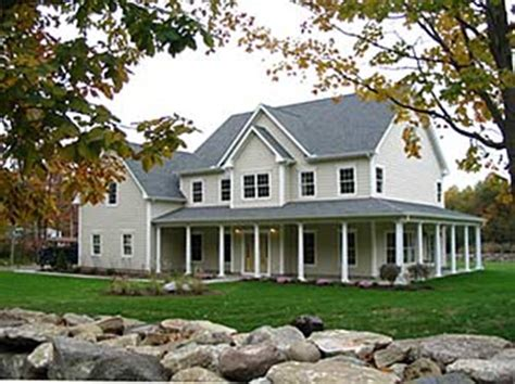 small farmhouse plans wrap around porch 44 country house floor plans with porches designs with