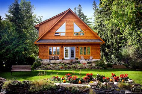 Best Small Home 2015 The Cabin Concept Photo Gallery Log Timber Frame Homes Colonial