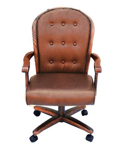 swivel dinette chairs chromcraft furniture c183 936 swivel tilt caster dining
