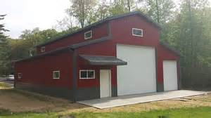 Small Barns And Sheds 4 Misconceptions About Pole Barns Milmar Pole Buildings