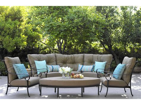Darlee Patio by Darlee Outdoor Living Standard Santa Cast Aluminum