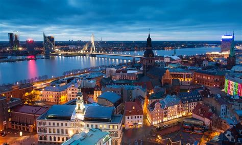 latvia estonia  finland   airfare  keytours vacations  tallinn groupon getaways