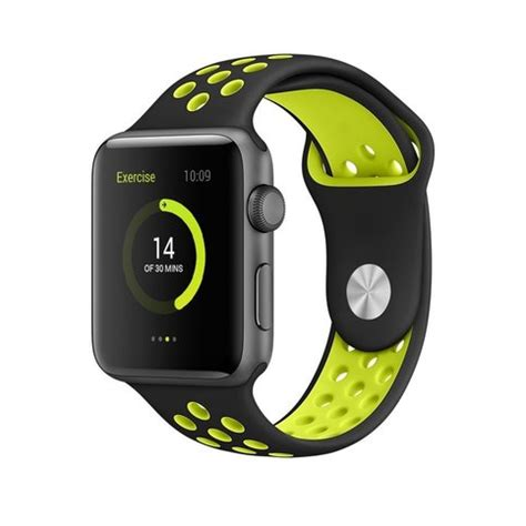Apple Watch Sport Band, IYELLOW Soft Silicone Sport