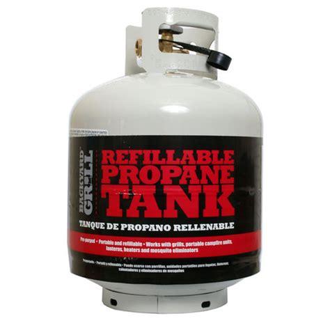 Backyard Grill Refillable Propane Tank Backyard Grill Refillable Propane Tank Walmart Com
