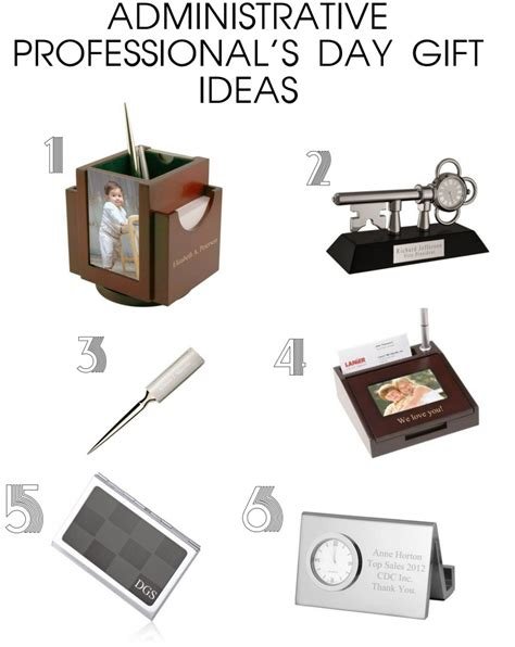 Gift Ideas For Office Desk Administrative Professional S Day 2014 Memorable Gifts Personalized Engraved Unique