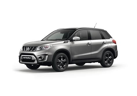 Suzuki Vitars Suzuki Vitara Now Available As Sporty Upscale S Grade