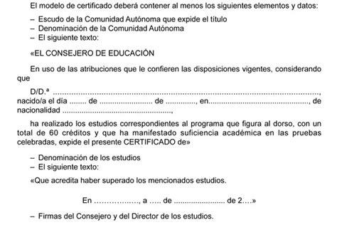 modelo de certificado de convivencia modelos de curriculum orden edu 2645 2011 de 23 de septiembre por la que se