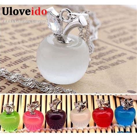 aliexpress com buy crystal women necklace pendants