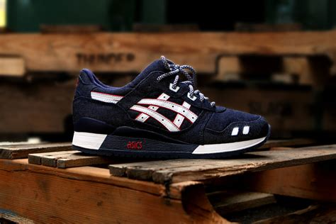 Asics Gel Lyte Lll Ronnie Fieg 1 ronnie fieg x asics gel lyte iii quot selvedge quot sole collector