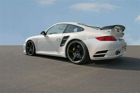mansory porsche mansory presents porsche 997 turbo autoevolution