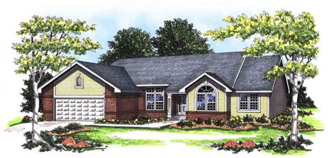 ranch house plans with vaulted ceilings house plan 2017 vaulted ceilings abound 89621ah architectural designs