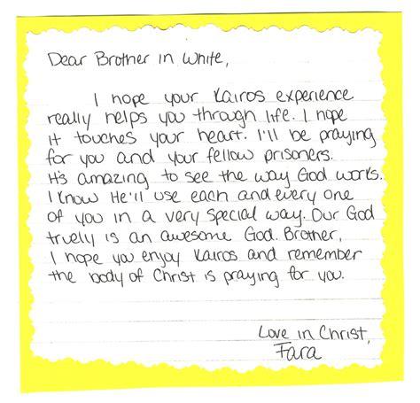 sample kairos letters resume cover letter template