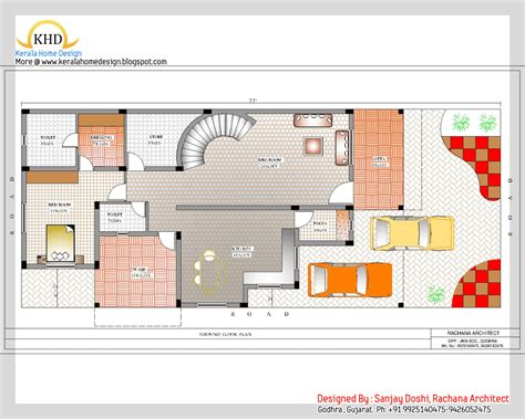 indian house floor plan indian style home plan and elevation design kerala home design and floor plans