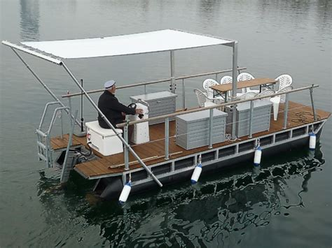 catamaran electric boat perebo pontoon boats the right boat for every occasion
